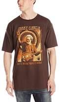 Liquid Blue Men's Jerry Garcia At The Greek T-Shirt