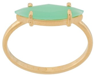 Wouters & Hendrix I Play chrysoprase ring