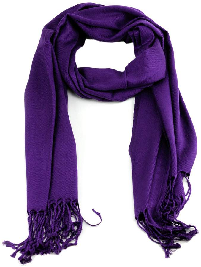 NYfashion101 Fabulous Large Soft Viscose Pashmina Scarf Shawl Wrap (Color, )