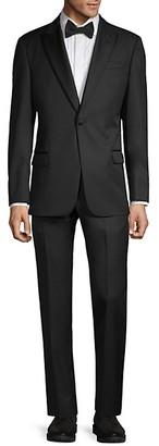 Armani Collezioni G-Line Virgin Wool Tuxedo