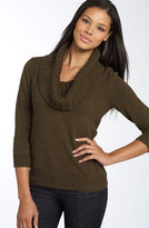 MICHAEL Michael Kors Cowl Neck Sweater