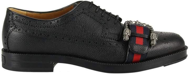 Gucci Brogue Shoes Shoes Men