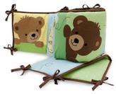 Bedtime Originals Honey Bear 4 Piece Crib Bumper