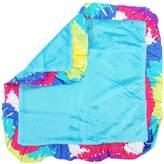 One Grace Place 10-34025 Terrific Tie Dye-Binky Blanket