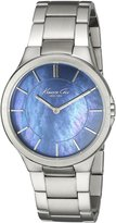 Kenneth Cole New York Women's KC4831 Slim MOP Dial Bracelet Watch