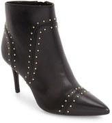 Calvin Klein Women's Grazie Studded Pointy Toe Bootie