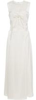 Prabal Gurung Spencer Sleeveless Seamed Dress