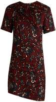 Etoile Isabel Marant Jade twist-front floral-print dress