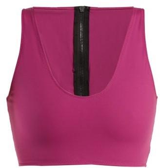 Rochelle Sara The Fabi Bikini Top - Pink