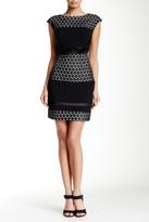 Sandra Darren Lace Dress (Petite)