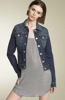 True Religion Brand Jeans 'Emily' Stretch Denim Jacket