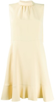 RED Valentino bow detail dress