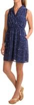 G.H. Bass & Co. Floral Stencil Dress - Sleeveless (For Women)