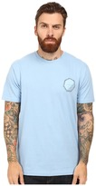 VISSLA Heat Wave Washed 30 Singles Cotton Short Sleeve Tee