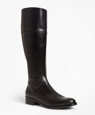 Brooks Brothers Leather Riding Boots