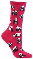Hot Sox Women's Panda Bears