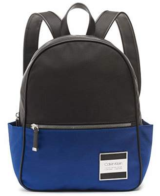 Calvin Klein Kelly Nylon Mid Sized Backpack