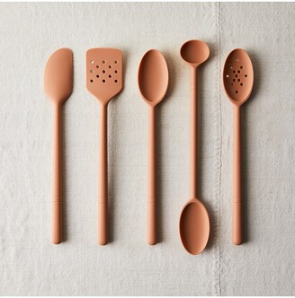 Five Two by Food52 5-Pack Silicone Utensils