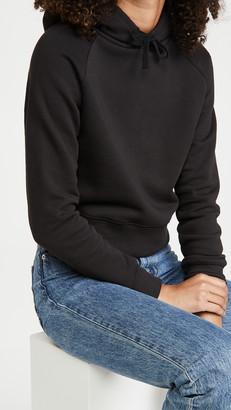 x karla Crop Hooded Sweatshirt