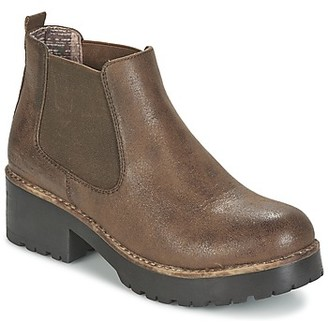 Coolway BRUNI women's Mid Boots in Brown