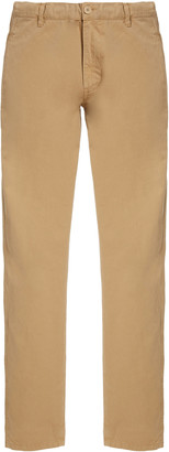 Aspesi Funzionale Cotton Straight-Leg Pants