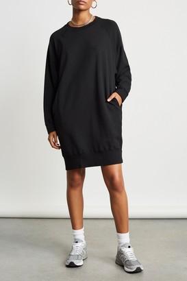 Electric & Rose Sunday Sweatshirt Dress