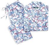 Ralph Lauren Paisley Capri Pajama Set