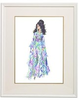 The Well Appointed House Barbie Couture Series Framed Girls Wall Art: Elegance
