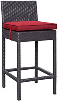 Modway Veer Outdoor Patio Fabric Bar Stool
