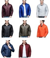CHERRY CHICK Men's Ultra Light Packable Down Jacket (Factory Sale)