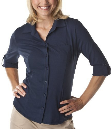 Merona Women's Knit Blouse - In the Navy