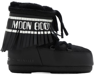 Moon Boot Mars Night Waterproof Snow Boots
