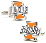 Cufflinks Inc. Cufflinks, Inc. 'Illinois Fighting Illini' Cuff Links