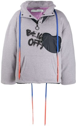 Off-White Reversible Down Jacket