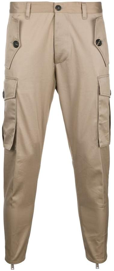 DSQUARED2 Boy scout chino
