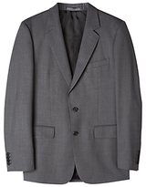 Aquascutum Twill Wool Suit Jacket, Grey