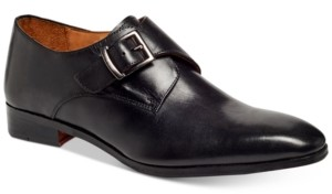 Carlos by Carlos Santana Men's Freedom Single Monk-Strap Loafers Men's Shoes