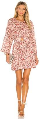 MinkPink Maximilliane Mini Dress