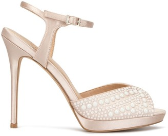 Badgley Mischka Shane platform sandals