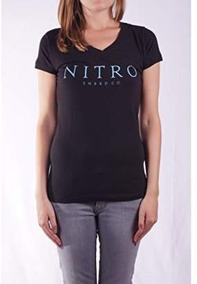 Nitro Snowboards Women's Headline T-Shirt,M
