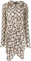 Isabel Marant Blandine draped dress