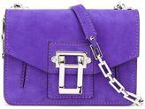 Proenza Schouler 'Hava' shoulder bag - women - Suede - One Size