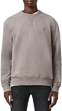 AllSaints Ollie Cotton Logo Sweatshirt