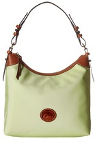 Dooney & Bourke Nylon Large Erica Hobo Handbags