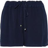 Splendid Ruffled Voile Shorts