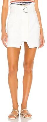 Line & Dot Aliso Mini Skirt