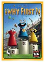 AEG Why First? Board Game