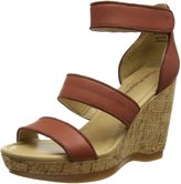 Hush Puppies Women's Elliston Lucca Platform Sandal