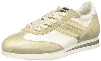 D'Acquasparta D'ACQUASPARTA Women Low Trainers Gold Size: