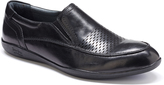 Jambu Black Belfast Leather Loafer - Men